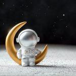 луна космос