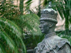 средневековый король