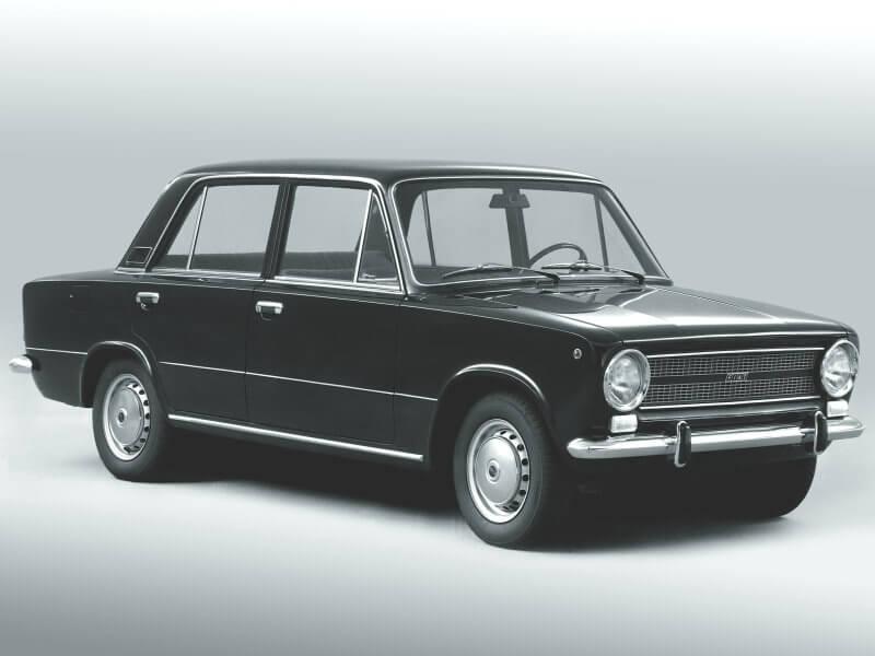 Fiat 124 (Италия, 1966)