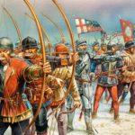 война англия