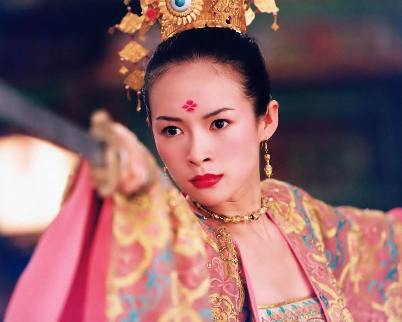 женщина ниндзя