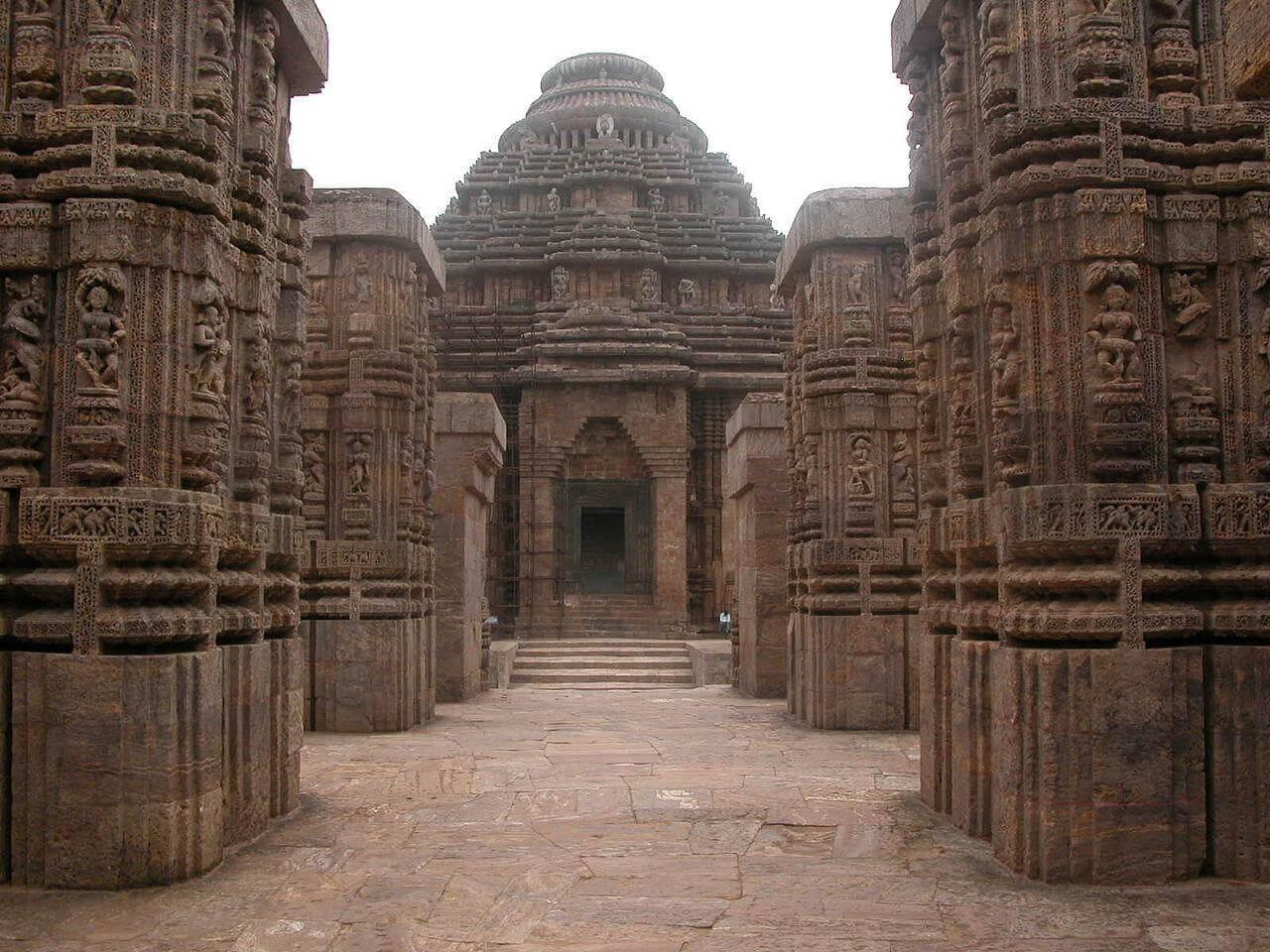 Храм в Конараке