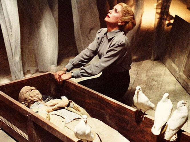 «Голод», 1983