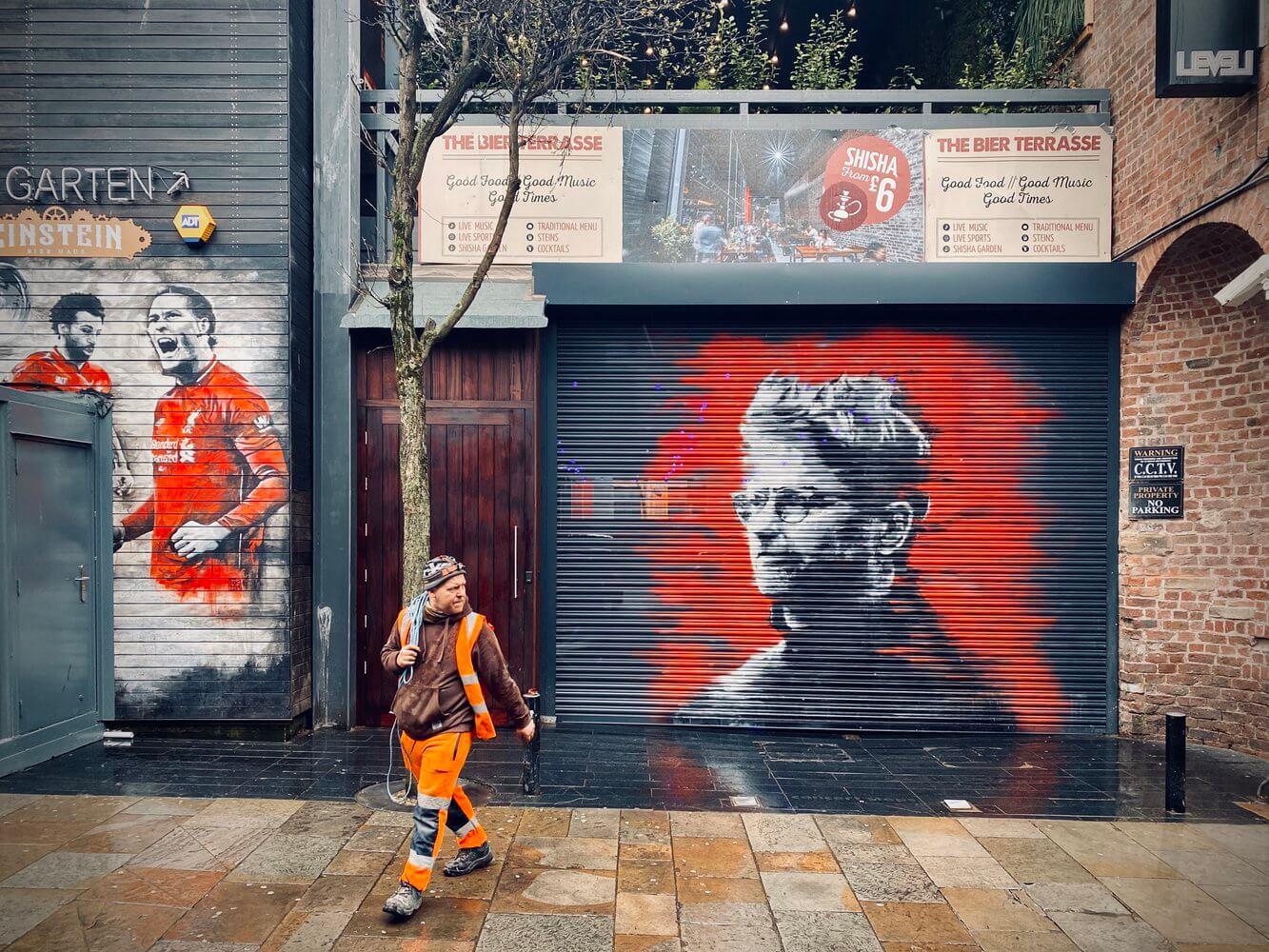 Ливерпуль Манчестер