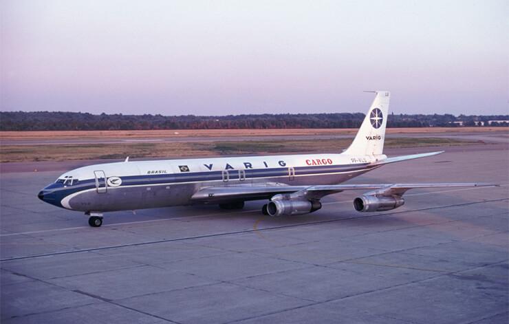 Картины Манабу Мабе и пилот двух катастроф: Boeing 707