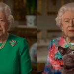Королева Англии фотошоп