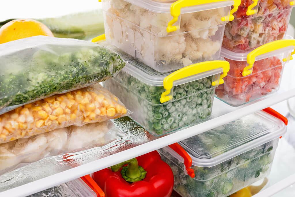 еда холодильник