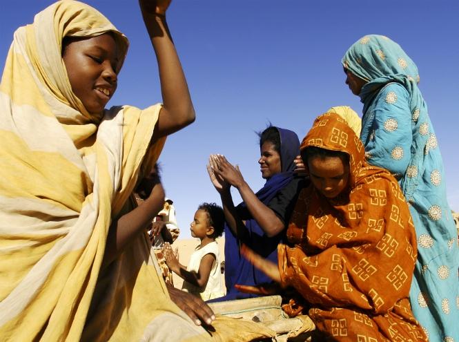 свадьба в мавритании