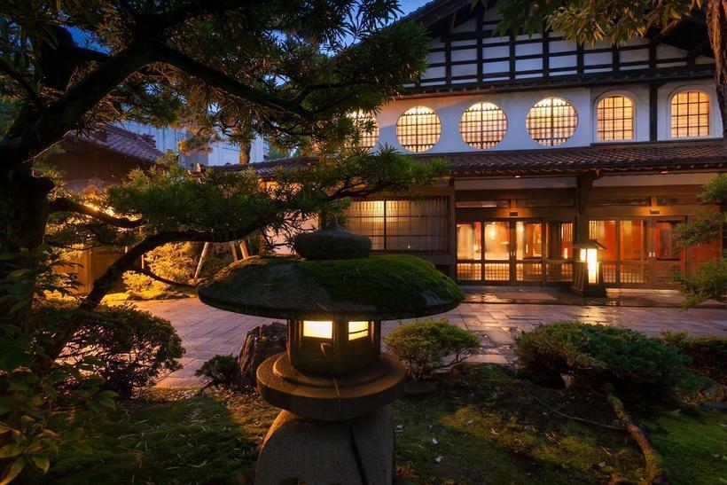 Отель Хоси Рёкан (Hoshi Ryokan)