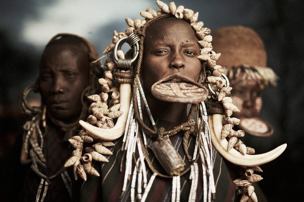 абориген африки