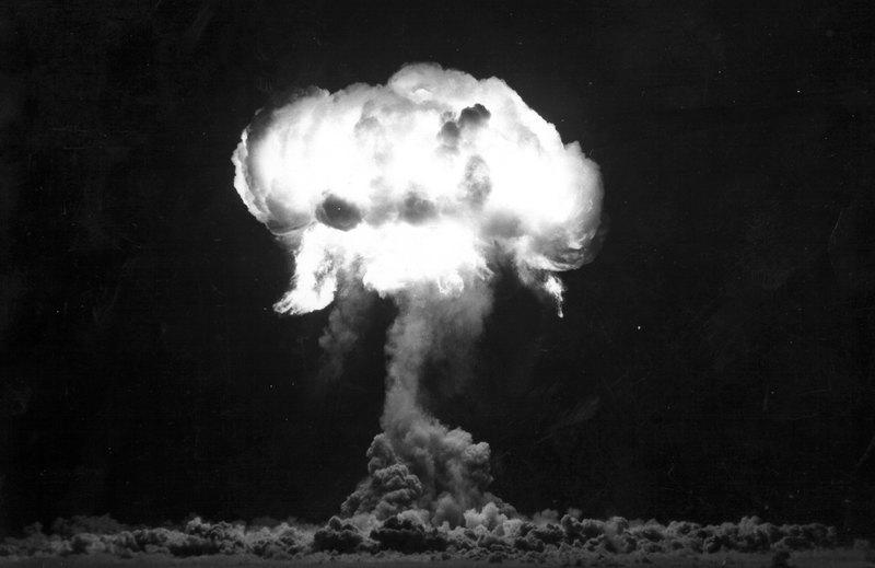 «Тринити» — именно так называлось первое в мире испытание ядерного оружия