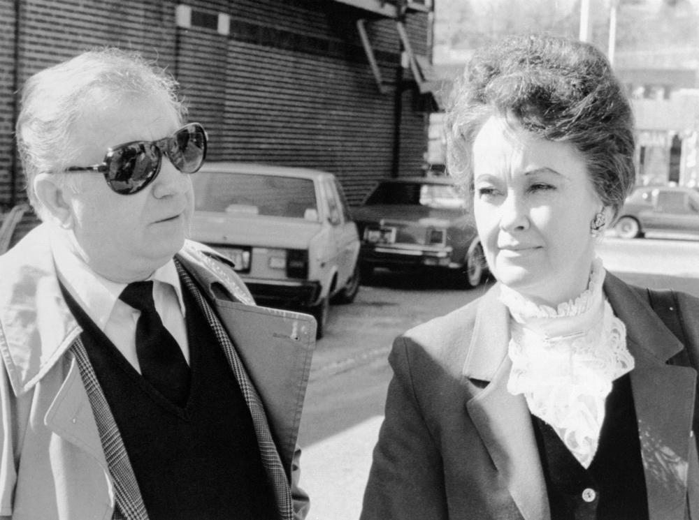 Эд и Лоррейн Уоррен, 1981 год