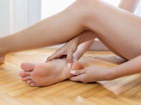 мозоль ноги