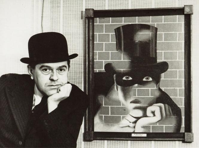 Рене Магритт, 1938 год