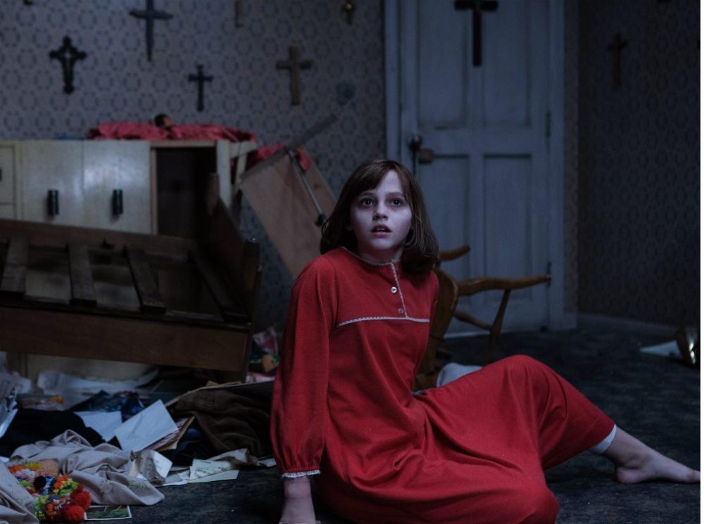 Кадр из фильма «Заклятие-2»