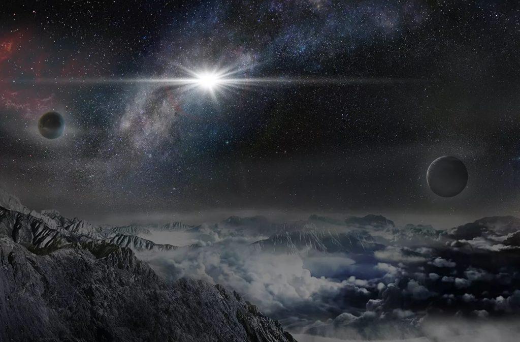 взрыв сверхновой звезда