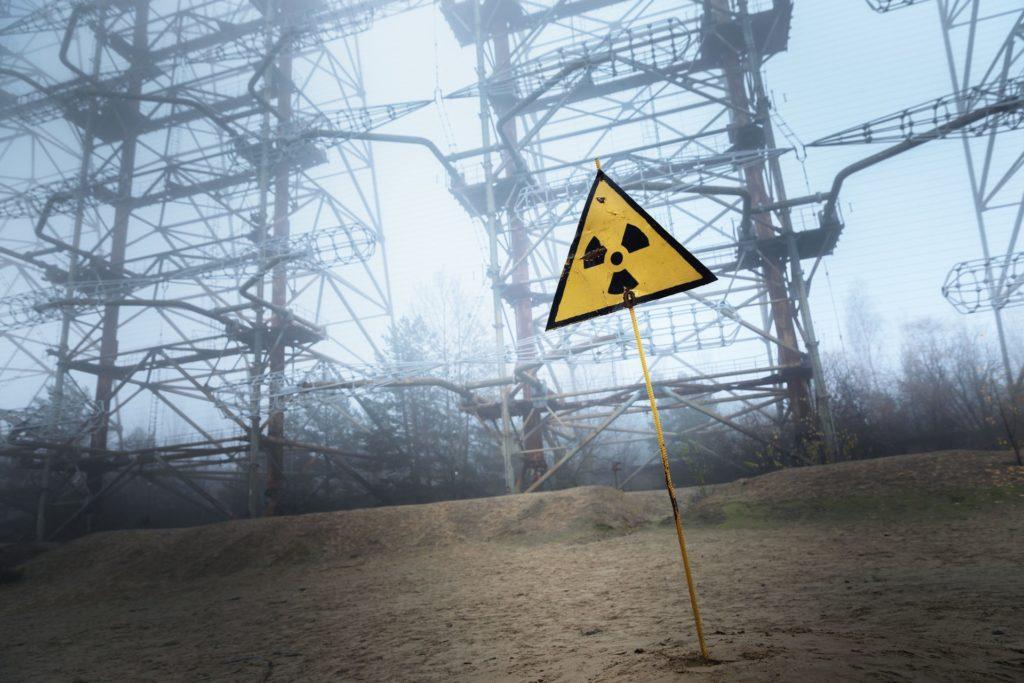 Чернобыль радиация