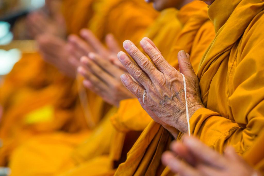 шаолинь монах