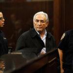 Доминик Стросс-Кан в зале суда, 16 мая 2011 года