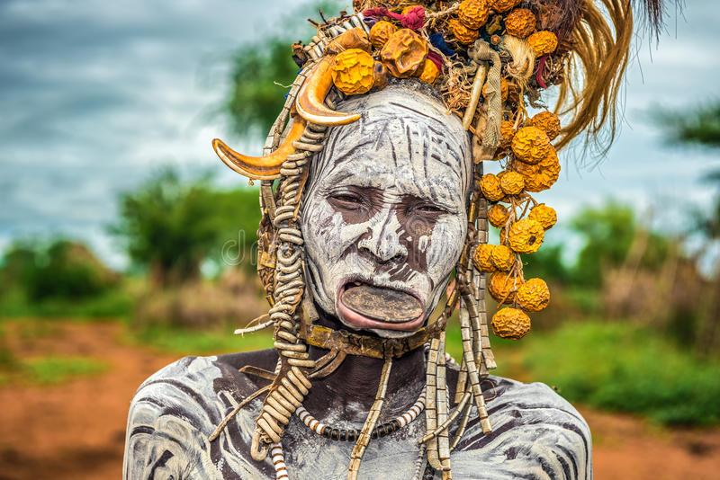 племена эфиопии долина омо