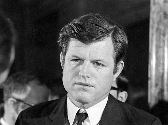 Эдвард Кеннеди, 1969 год