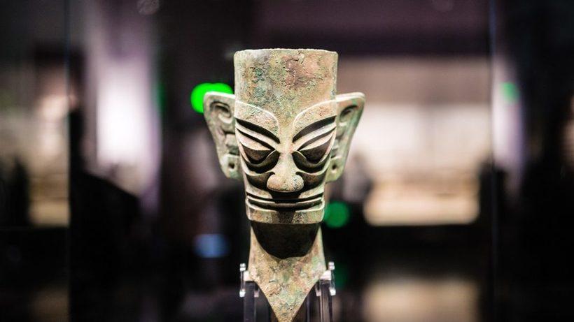 маски Саньсиндуй