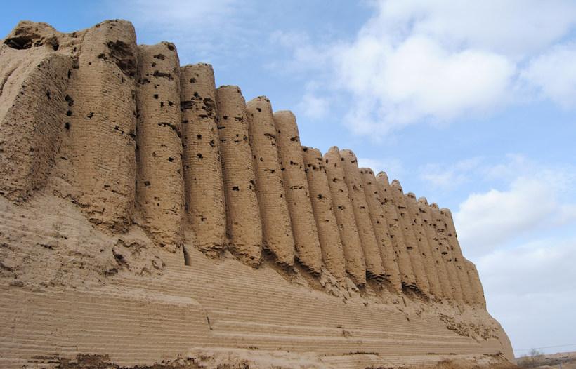 Крепость Большая Гыз-Гала, Мерв