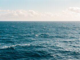 море океан