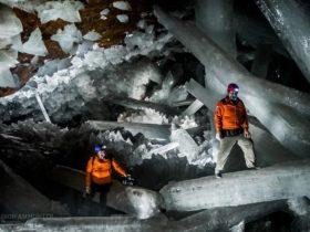пещера кристаллов найка