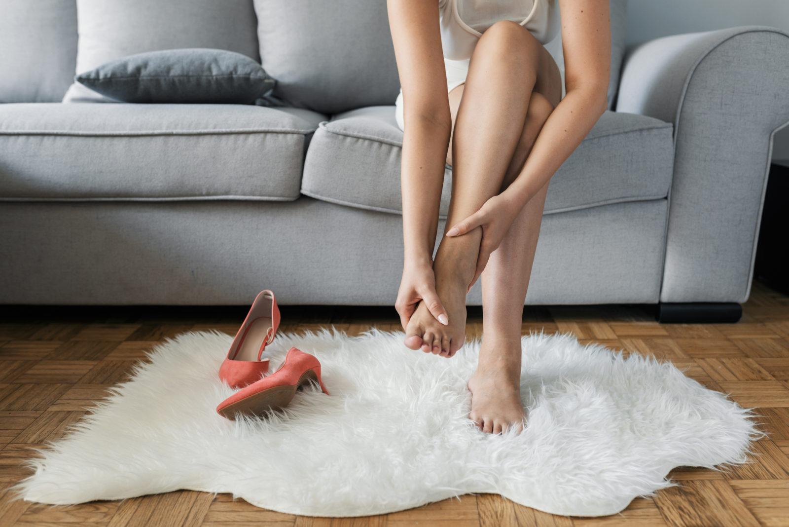 ноги плоскостопие