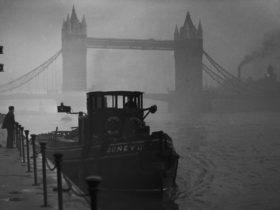 великий туман в лондоне 1952