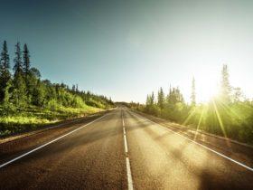 путешествие дорога