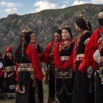 как в Тибете провожают лето