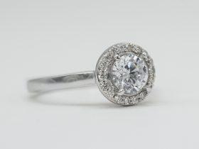 бриллиант кольцо
