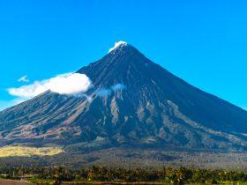 вулкан майон