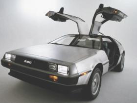 DeLorean DMC-12, 1981