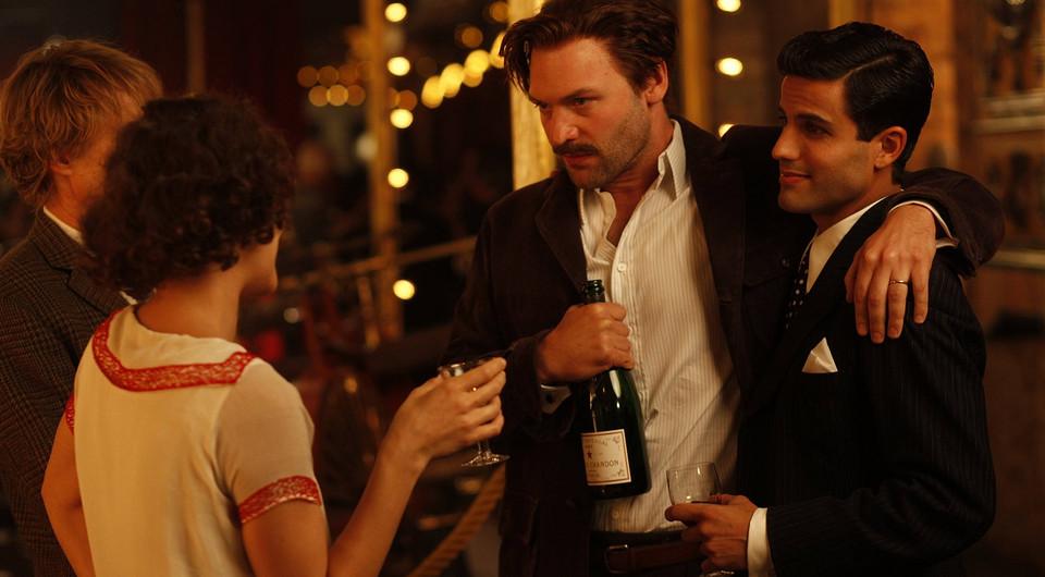 Кадр из фильма «Полночь в Париже»