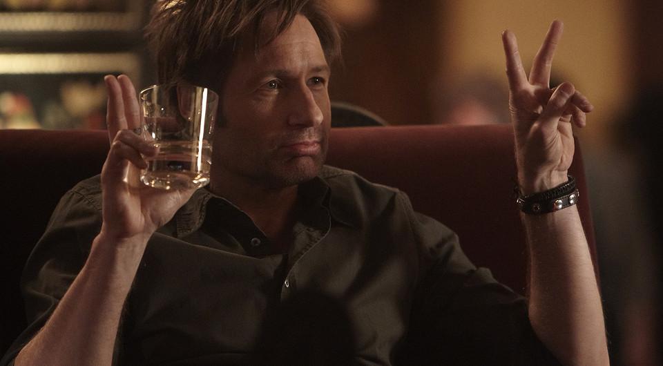 Кадр из сериала «Блудливая Калифорния»