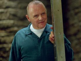 Энтони Хопкинс в роли Ганнибала Лектера в к/ф «Красный Дракон», 2002 год