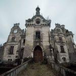 Мрачные и заброшенные замки Европы