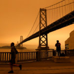 Сан-Франциско калифорния пожар