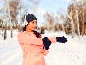 спорт зима