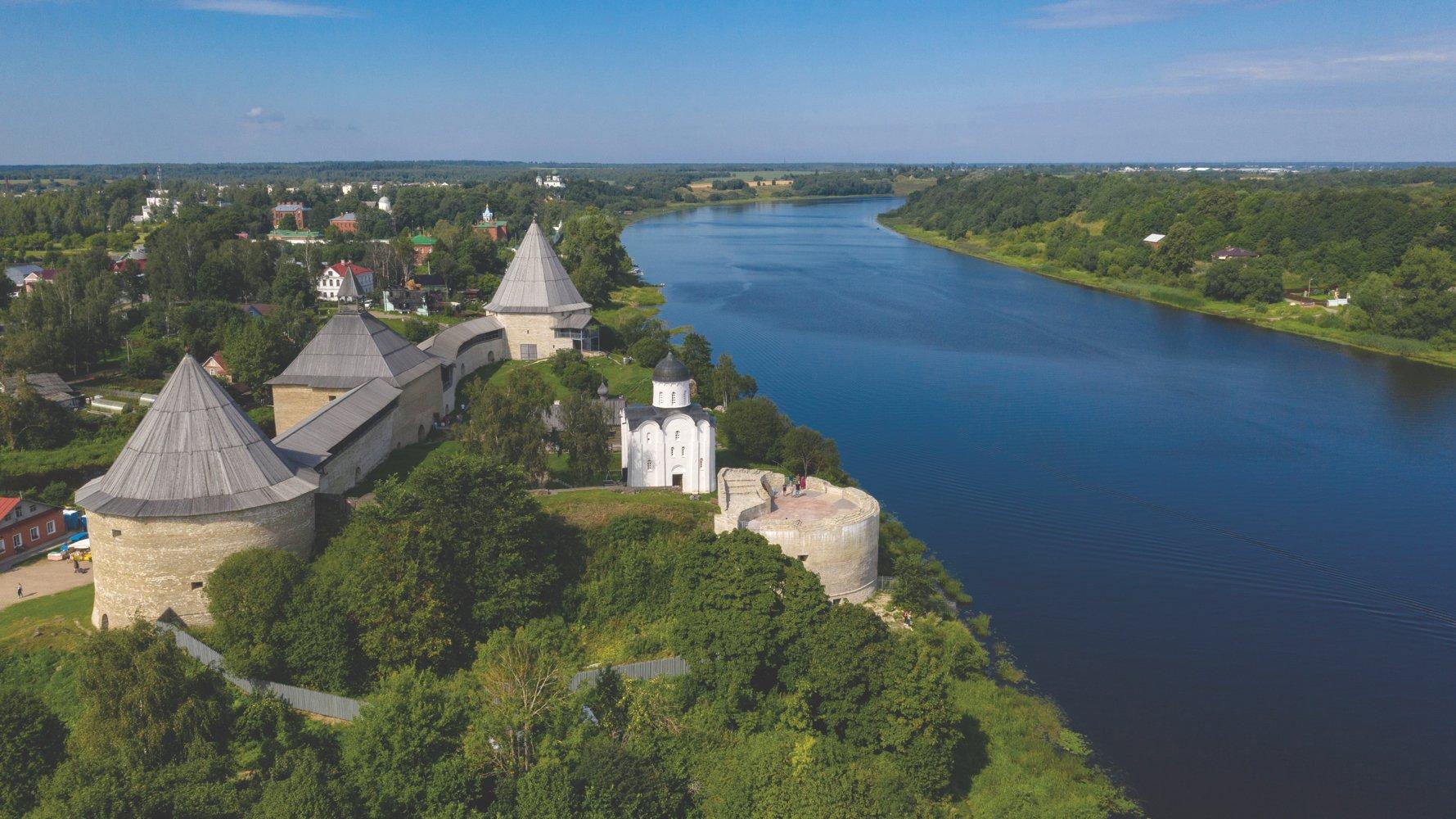 Старая Ладога, Ленинградская область