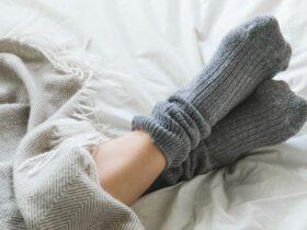 ноги носки