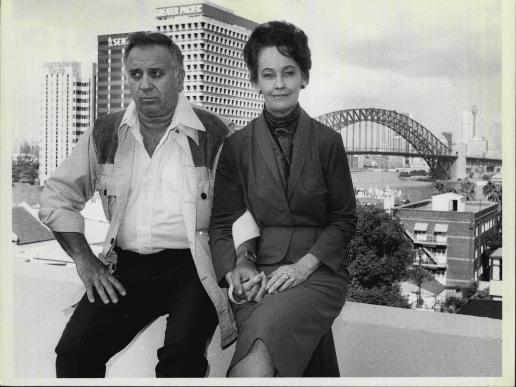 Эд и Лоррейн Уоррен, 1980 год