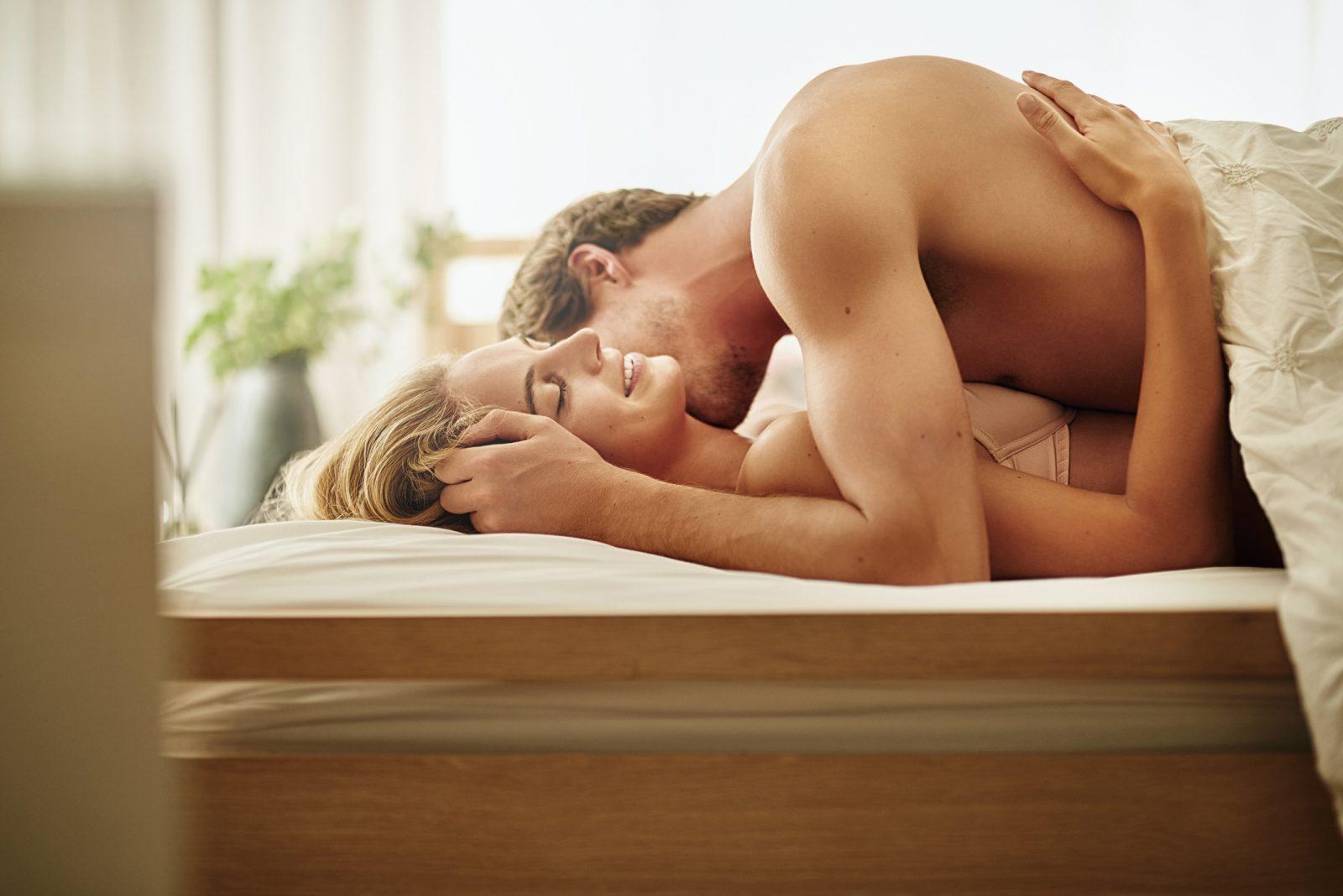 любовь секс