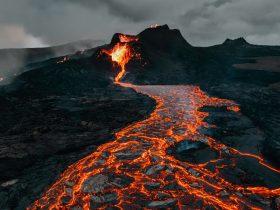 магма вулкан