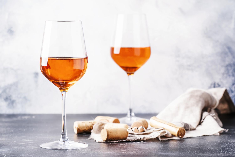 Оранжевое вино