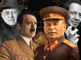 Алистер Кроули, Адольф Гитлер, Иосиф Сталин, Вольф Мессин