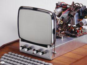 Apple 1 образца 1976 года